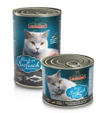 Leonardo Quality Selection Rich In Fish консервы для кошек с рыбой