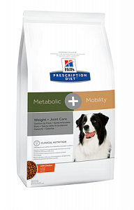 Prescription Diet Metabolic Mobility Canine Original